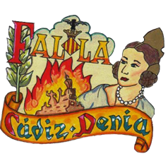 250 Falla Cádiz – Denia – Germanias